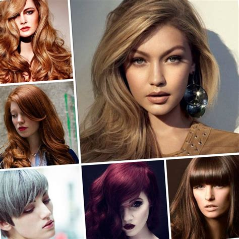 newest hair color trends newest hair color trends 2017 http new hairstyle ru
