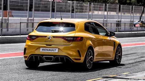 2019 Renault Megane Rs Trophy  Rear Threequarter Hd