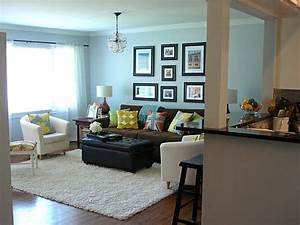 COLOR SCHEME INSPIRATION powder blue living room | home ...