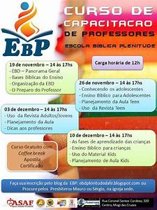Cursos para Professores - Secretaria da Educao do Estado