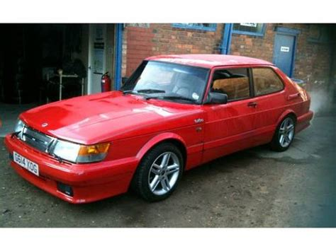 Saab 900 Carlsson Limited Edition Of 600 In Uk Sold (1990