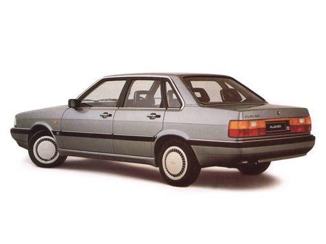 Audi 90 1984 1987 Audi 90 1984 1987 Photo 04 Car In