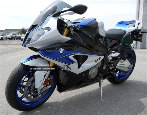Bmw Hp4 Competition Model Motorcycle 2013 (s1000rr Bike