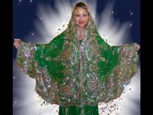 Vetement Femme Pour Mariage : les vetements de mariage pour femmes alg riennes youtube ~ Dallasstarsshop.com Idées de Décoration