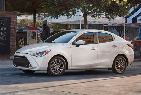 2019 Toyota Yaris Sedan Release Date, Price, Review