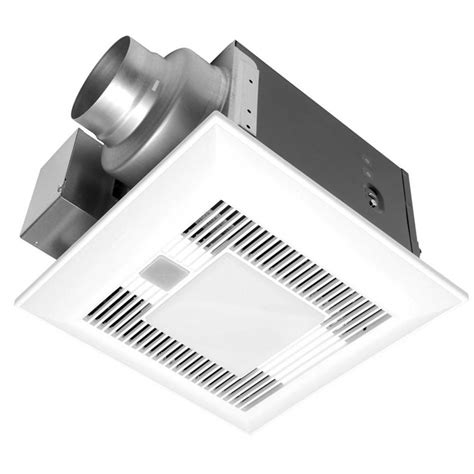 Panasonic Deluxe 110 Cfm Ceiling Exhaust Fan With Light