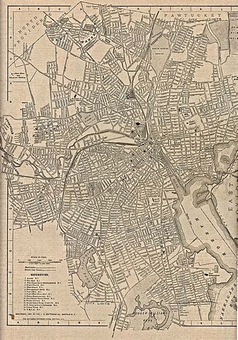 rhode island maps perry castaneda map collection ut