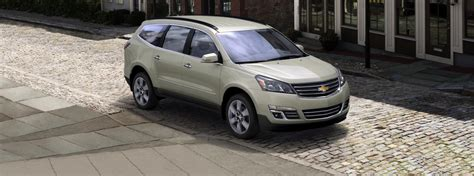 chevy traverse exterior colors gm authority