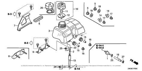 Honda Engines Gxu Krb Engine Jpn Vin Gcagk