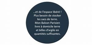 Leroy Merlin Jardinerie : mon balcon parisien ~ Nature-et-papiers.com Idées de Décoration