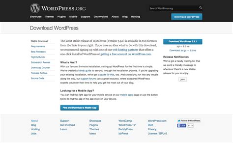 How To Create A Local Wordpress Installation On A Mac