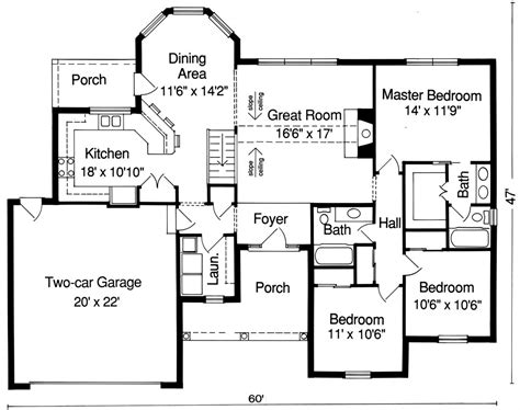 floor plans princeton princeton 9071 3 bedrooms and 2 5 baths the house designers
