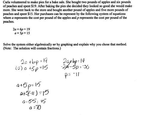 word problems linear equations pdf tessshebaylo