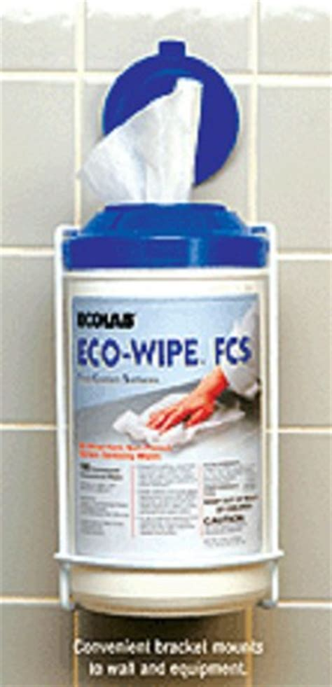 id馥 cuisine surface ecowipes fcs food contact surface wipes