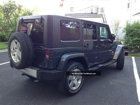 wrangler jeep 2008 2008 jeep wrangler unlimited sahara 4x4 sport utility 4