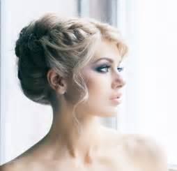 coiffure chignon mariage tutos de chignons tressés parfaits