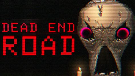 dead  road creepy creative driving horror game youtube