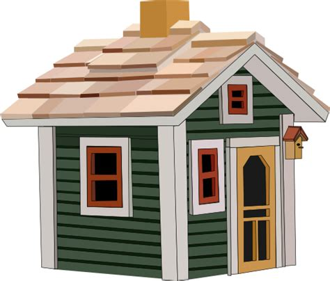Cottage Clipart  I2clipart  Royalty Free Public Domain