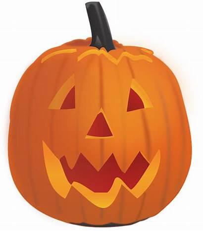 Pumpkin Halloween Jack Lantern Clipart Carved Face