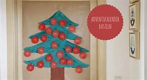 Gutscheine Für Adventskalender : adventskalender basteln ideen f r einen weihnachtsbaum adventskalender mit luftballons ~ Eleganceandgraceweddings.com Haus und Dekorationen