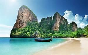 Thailand, Island, Beautiful, Scenery, Hd, Wallpaper, 14234, Wallpapers13, Com
