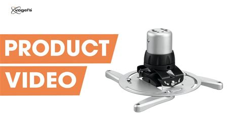 vogels professional ppc series projector ceiling mounts