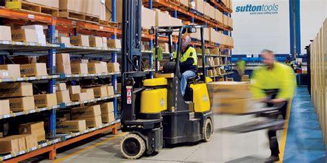 distribution and logistics sutton tools