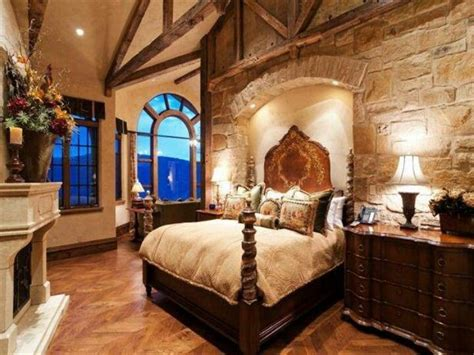 17 Best Images About Romantic Tuscan Bedrooms On Pinterest