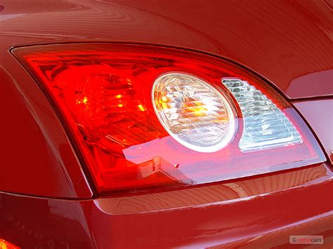image  chrysler crossfire  door coupe tail light