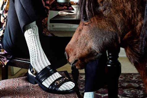 horse stars guccis ambitious ss campaign