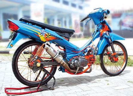 Foto Modifikasi R by 40 Gambar Modifikasi Yamaha R Sport Elegan