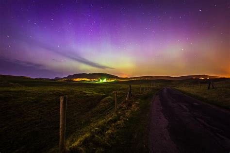 ireland northern lights northern lights in ireland where when and how to see them