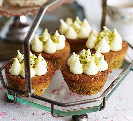 pistachio cakes recipe bbc good food