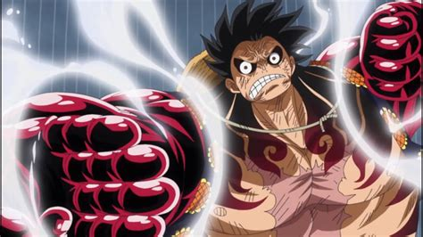 gear  luffy  piece  epico kong gun youtube