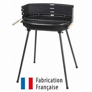 Barbecue Cuve En Fonte : barbecue charbon de bois tikal somagic cuve fonte rectangulaire 52x37cm ~ Nature-et-papiers.com Idées de Décoration