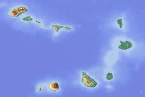 Ģeogrāfiskā karte - Kaboverde (Republic of Cabo Verde ...