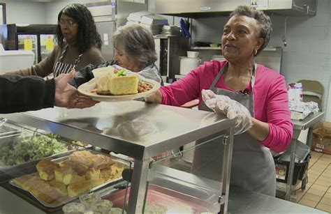 Soup Kitchen Jackson Tn by They Call Cornbread Rifa Volunteer Serves City For