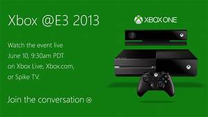 How To Watch Microsoft's Xbox One E3 Press Conference - 推酷
