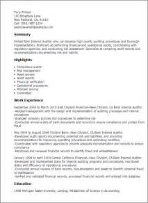 auditor resume pdf professional bank auditor templates to showcase your talent myperfectresume