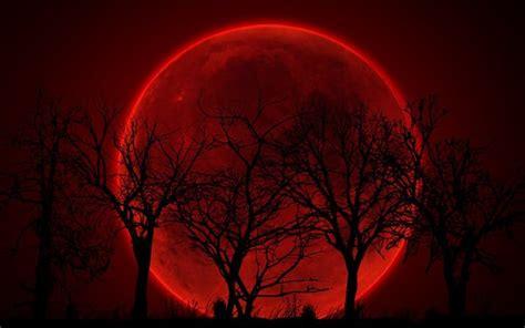 Người inca không coi nguyệt thực là một điều tốt đẹp. Trăng xanh, trăng máu là gì?