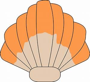 Illustration of a clam shell | Clipart Panda - Free ...