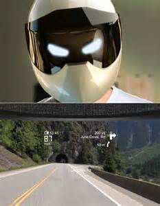 Cool Futuristic Motorcycle Helmet