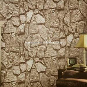 3d Stone Wallpaper/closeout Wallpapers From China
