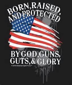 God Guns & Glory