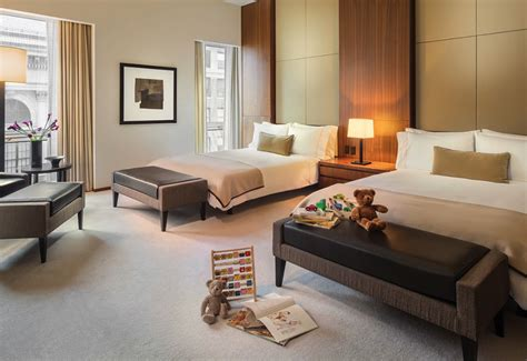 Best Nyc Luxury Hotel Rooms For Families