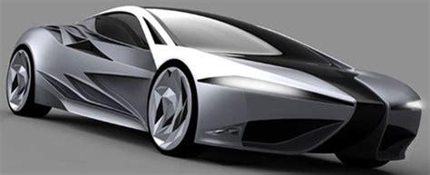 Лучшие концепты автомобилей будущего  32 примера