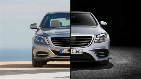 S Class Facelift 2018 2018 mercedes s class facelift can you spot the changes