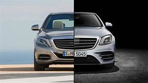 Mercedes Class S : 2018 mercedes s class facelift can you spot the changes ~ Medecine-chirurgie-esthetiques.com Avis de Voitures