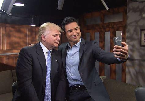 trump clinton hispanics hillary donald beat relationship he ll exclusive opens mario extratv presidential votes