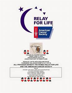 Euchrefun free euchre score cards rotations euchre for Relay for life flyer template